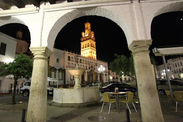 Hotel Pictures: Hostal Zurbaran, Llerena