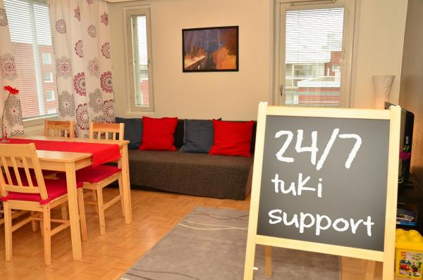 Hotel Pictures: Helppo Hotelli Apartments Tampere, Tampere