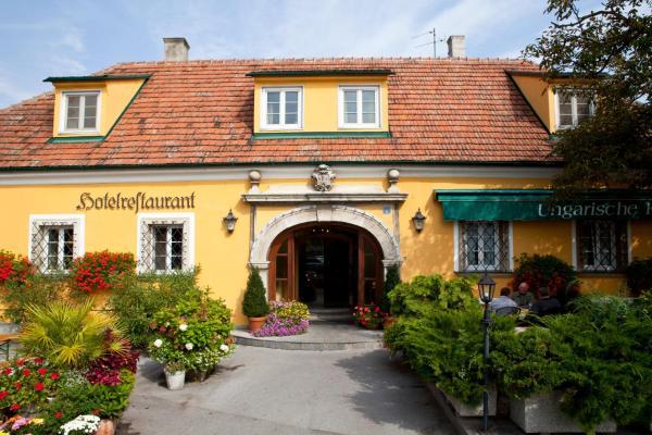Fotografie hotelů: Hotel Ungarische Krone, Bruckneudorf