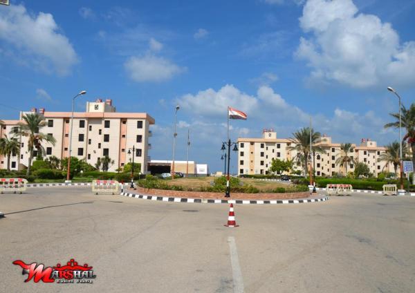 Hotel Pictures: Ras El Bar Apartments Armed Forces, Ras El Bar