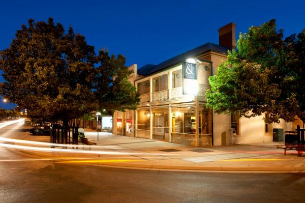 Hotellbilder: Cobb & Co Court Boutique Hotel, Mudgee