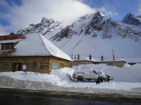 Zdjęcia hotelu: Portezuelo del Viento - Hostel de Montaña, Las Cuevas