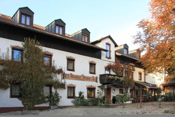 Hotelbilleder: Hotel Trasen, Waldkraiburg