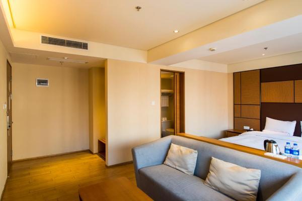 Hotel Pictures: JI Hotel Shanghai Jiading Qinghe Road, Jiading