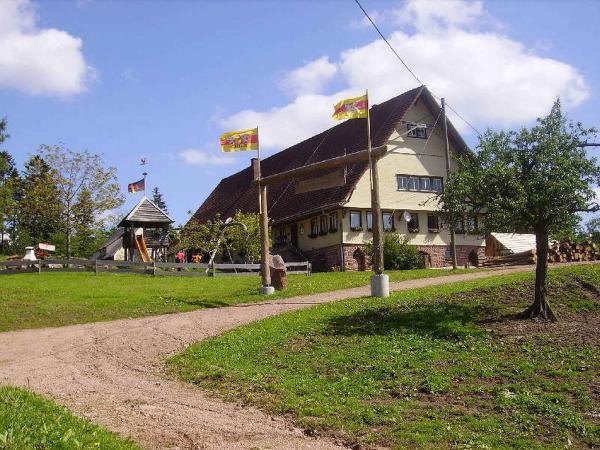 Hotelbilleder: Äckerhof, Hinterheubach