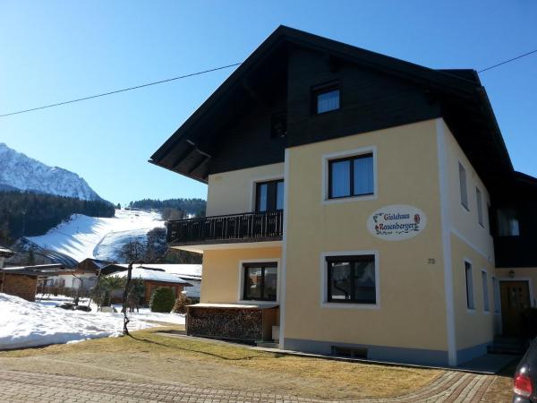 Fotos do Hotel: Gästehaus Rosenberger, Tröpolach