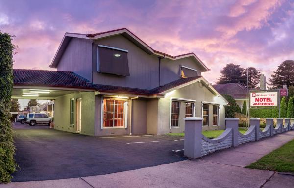 酒店图片: Redwood Manor Motel Apartments, 沃纳姆堡