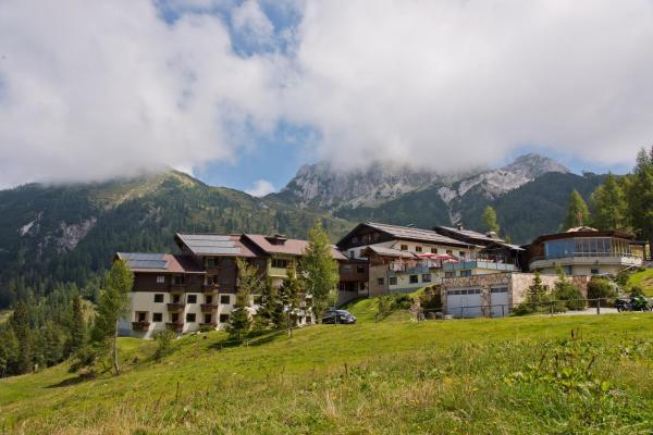 Hotelbilleder: Alpenhotel Plattner, Sonnenalpe Nassfeld