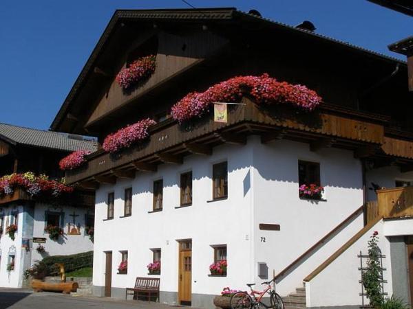 Фотографии отеля: Josef und Alexandra Ganner, Обертиллиах