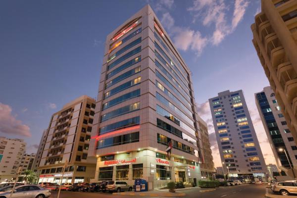 Fotografie hotelů: Ramada Downtown Abu Dhabi, Abu Dhabi