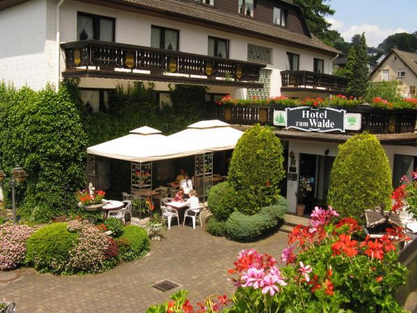 Hotelbilleder: Hotel zum Walde, Stolberg