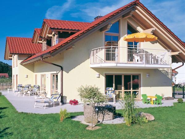 Hotelbilleder: Ferienwohnung Hütt, Wasserburg