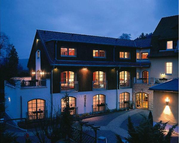 Hotelbilleder: Hotel & Ferienwohnungen Ettrich, Kurort Rathen