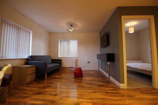 Hotel Pictures: Y3 Apartments, Gloucester