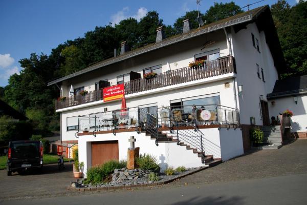 Hotel Pictures: Landgasthaus Zum Kreuzberg, Schönbach