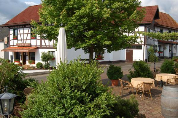 Hotelbilleder: Landgasthaus Pfahl, Wershofen