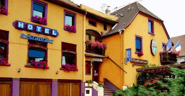 Hotel Pictures: Hotel Restaurant Cristal, Wintzenheim
