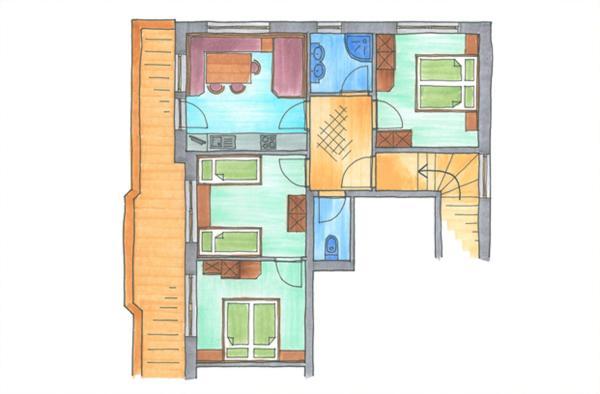 Fotos del hotel: Apartment Gitti, Tux