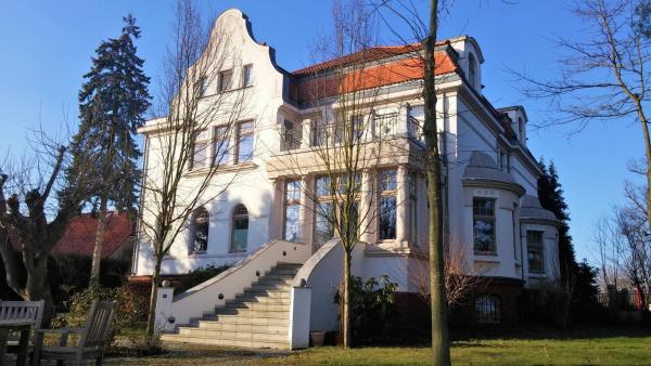 Hotelbilleder: VillMa Villa am Markttor, Boizenburg