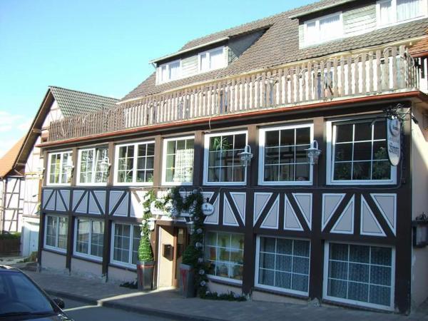 Hotelbilleder: Waldecker Taverne, Bad Arolsen