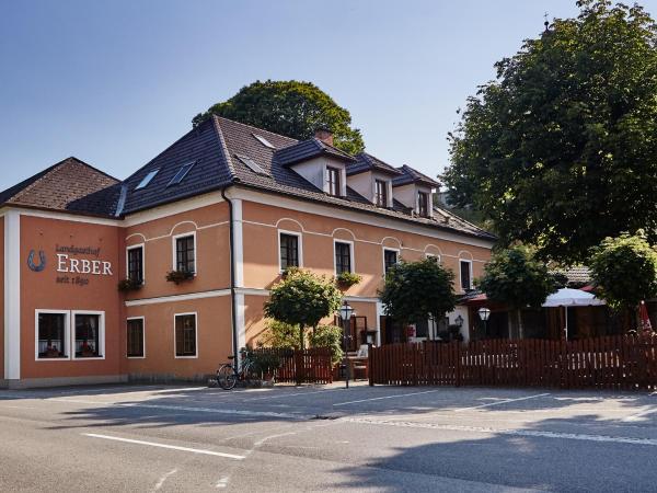酒店图片: Landgasthof Erber, Zelking