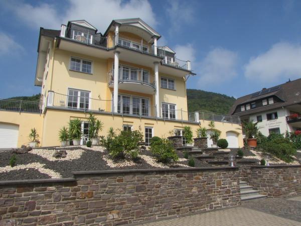 Hotelbilleder: Residenz Moselstausee, Sankt Aldegund