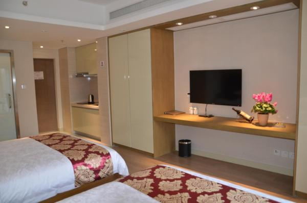 Foto Hotel: Changle Holiday Apartment Hotel, Chengdu