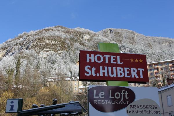 Hotel Pictures: Hôtel Saint-Hubert, Saint-Claude