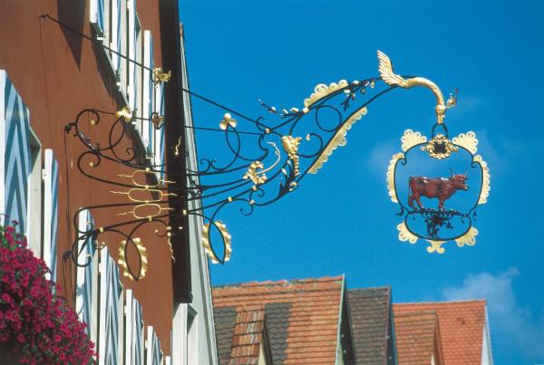 Hotelbilleder: Brauereigasthof-Hotel Roter Ochsen, Ellwangen