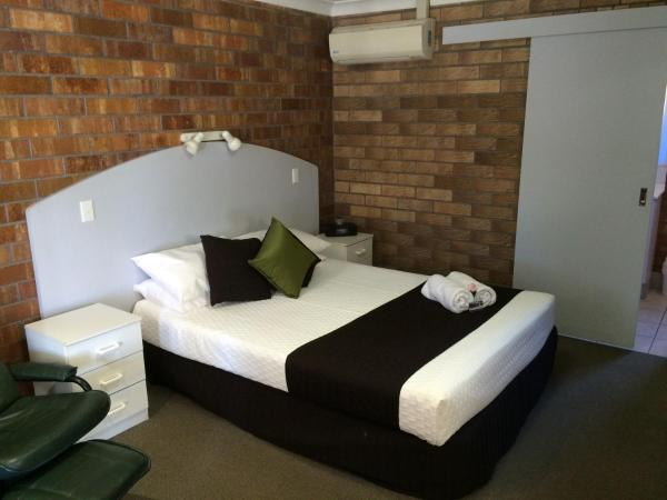 酒店图片: Miles Outback Motel, Miles