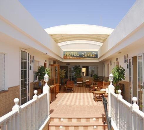 Hotel Pictures: Hotel Donde Caparrós, Carboneras