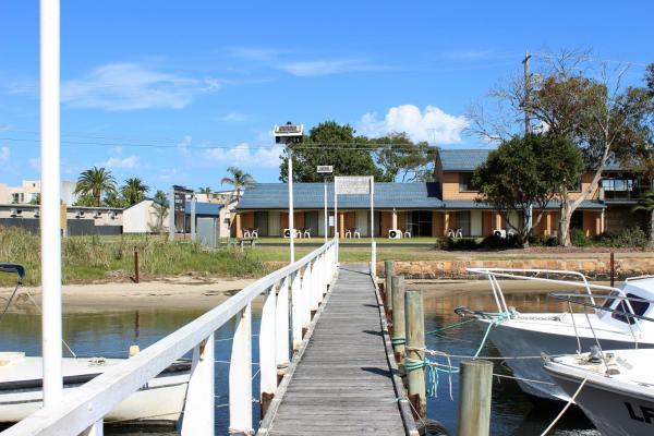 Fotos de l'hotel: Lakeside Motel Waterfront, Lakes Entrance