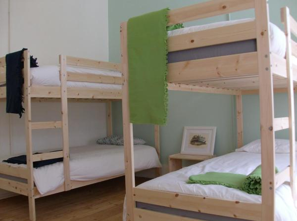 Bed in Mixed 4-Bed Dormitory Room