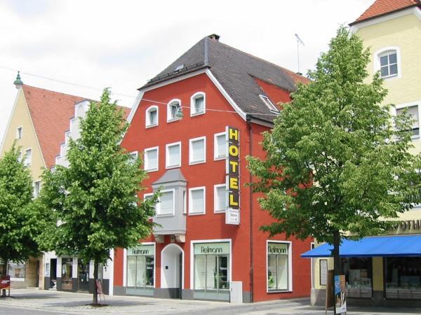 Hotelbilleder: Stadt-gut-Hotel Altstadt-Hotel Stern, Neumarkt in der Oberpfalz