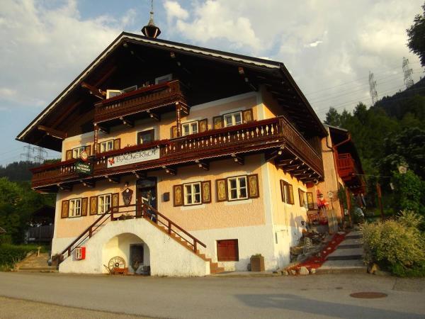 Hotellbilder: Ferienanlage Bacherhof, Niedernsill