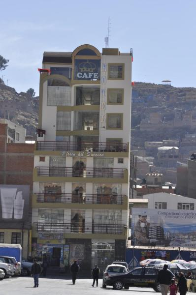 Hotel Pictures: Hotel Virgen del Socavon, Oruro