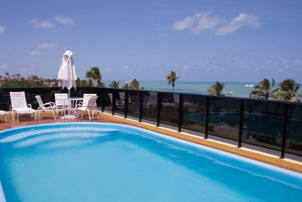 Hotel Pictures: Flat Mar do Cabo Branco Residence, João Pessoa