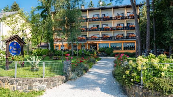 Fotografie hotelů: Parkhotel Zuzek, Sankt Kanzian