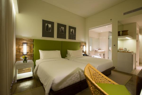 Deluxe Double/Twin Room with Garden Access