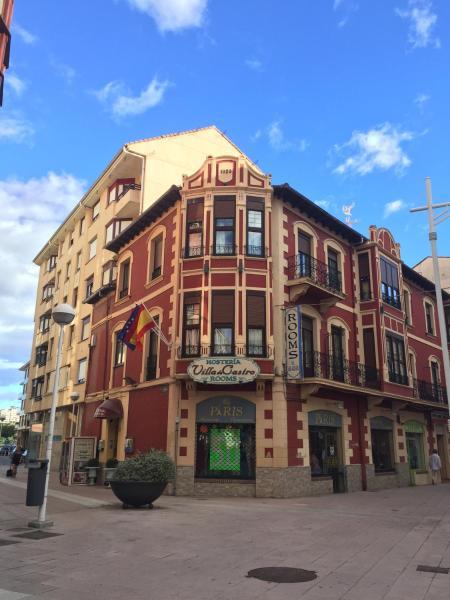 Hotel Pictures: Hosteria Villa de Castro, Castro-Urdiales