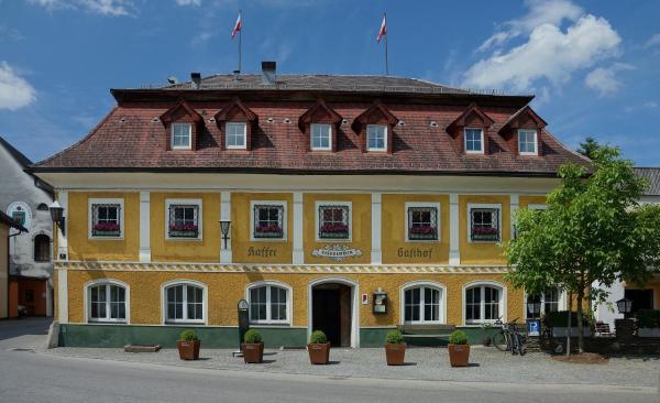 Fotografie hotelů: Hoftaverne Ziegelböck, Vorchdorf