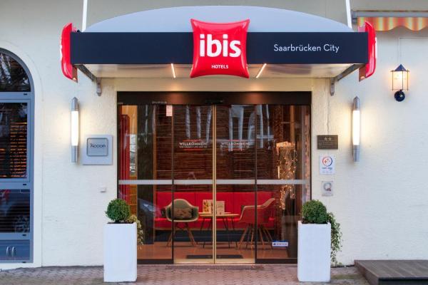 Hotel Pictures: ibis Saarbrücken City, Saarbrücken