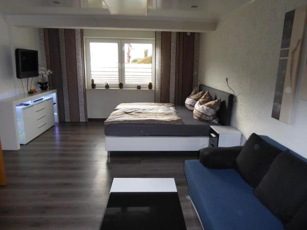 Hotel Pictures: Ferienwohnung David, Lorch am Rhein