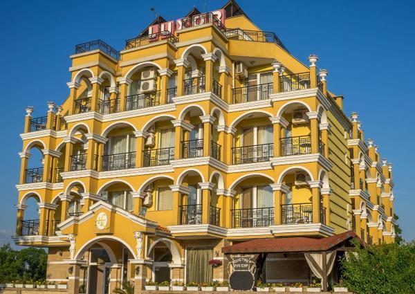 酒店图片: Hotel Luxor, Lozenets