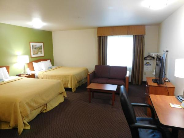 Superior Queen Room - Disability Access