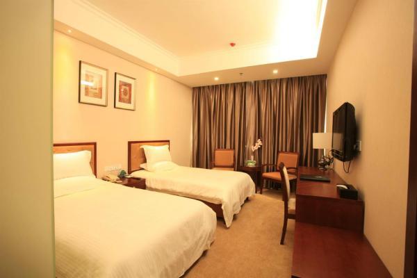 Hotel Pictures: GreenTree Inn Tianjin Wuqing Jingjin Highway Business Hotel, Wuqing
