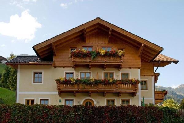 Hotelbilleder: Appartements Oberkronbichlhof, Grossarl