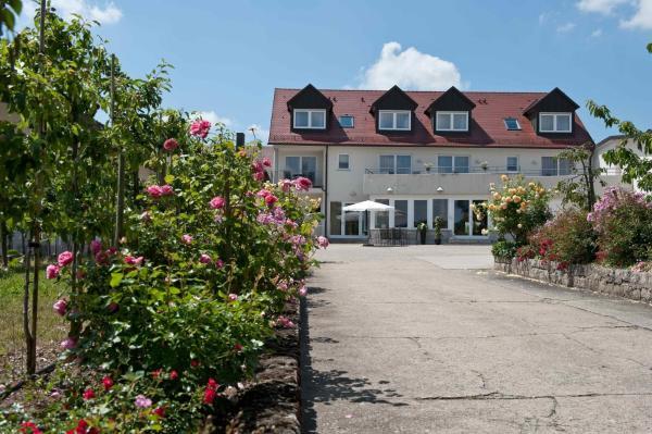 Hotelbilleder: Felshof - Weingut & Gästehaus, Sommerhausen