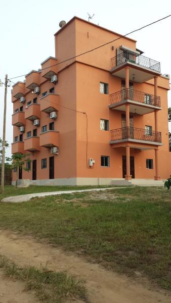 Hotel Pictures: Hotel Lobe, Kribi