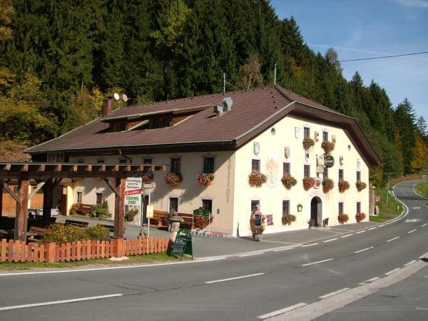 酒店图片: Gasthof zum Löwen, Sankt Jakob im Lesachtal
